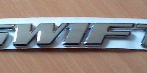 Suzuki Swift embléma, felírat, logó 77821-80EC0-0PG  Gyári Ft/db 3900Ft