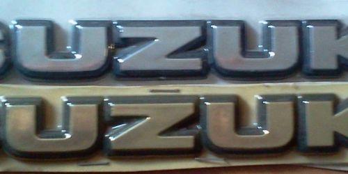 Suzuki, Suzuki embléma, felírat, logó Ft/db 3900Ft