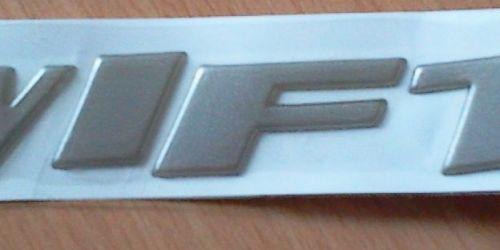1992-2003 Suzuki Swift 1.3 embléma, dísz felirat, logó 77827-60B80-0HJ  Gyári. Ft/db 1990Ft