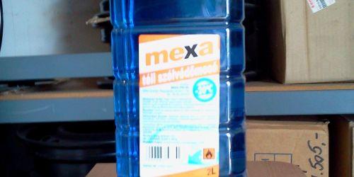 Mexa 2L téli szélvédőmosó -20C  990Ft